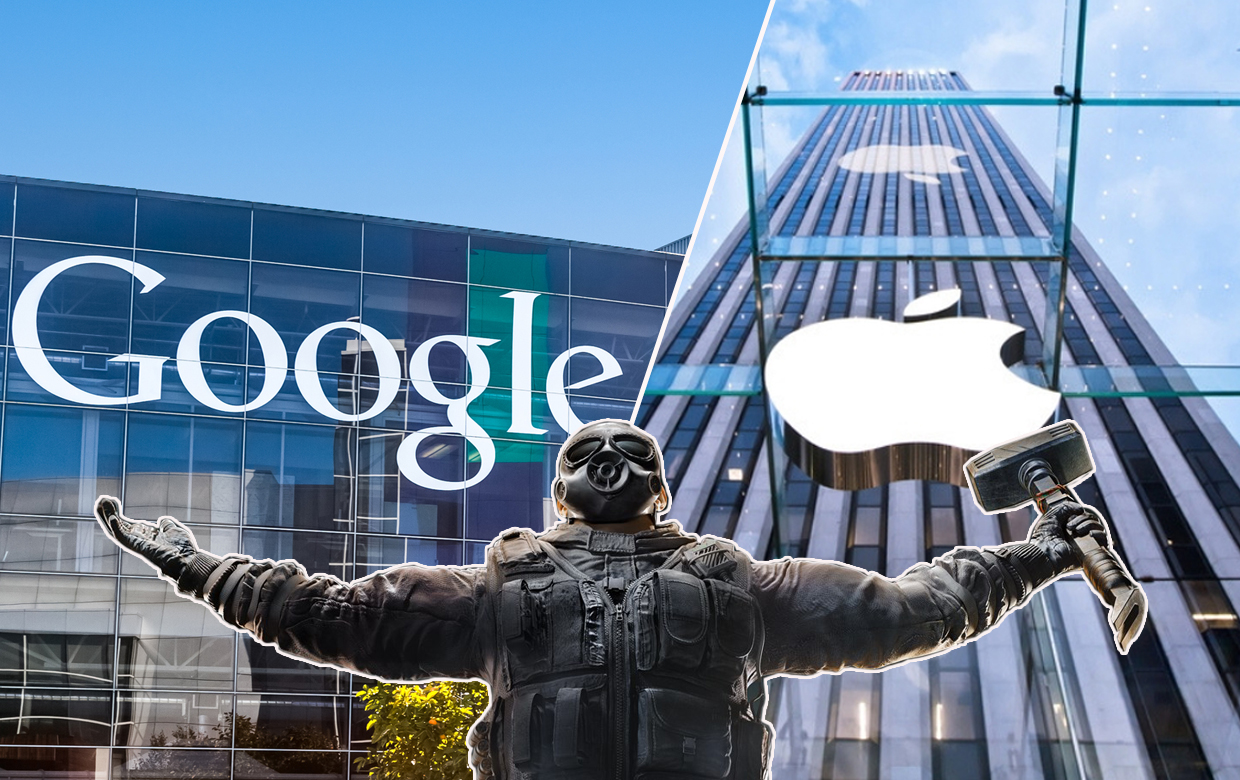 Photo of Ubisoft , Apple ve Google'ı ile karşı karşıya geldi